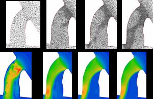 SC/Tetra - adaptive mesh refinement