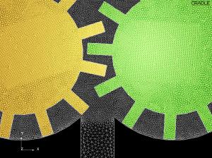 SC/Tetra - overset mesh