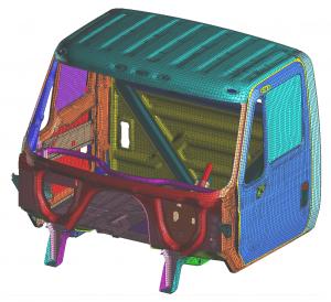 Nastran - Truck Cab